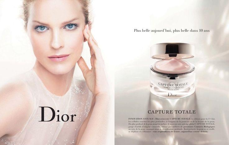 Dior Skin Care Advertising