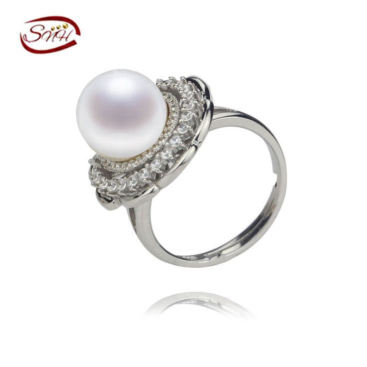 Natural freshwater pearl ring for women //Price: $72.00 & FREE Shipping //     #hashtag4