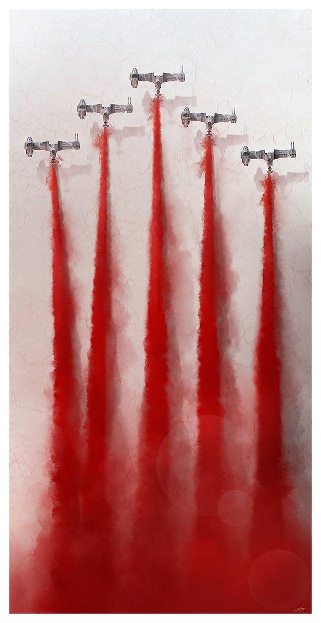 Battle Approach Viii Nerds Eye View By Andyfairhurst Deviantart Com On Deviantart Star Wars Art Star Wars Artwork Star Wars Wallpaper