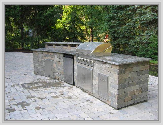 Diy Outdoor Kitchen Frames | Outdoor kitchens | Pinterest | Diy ...
