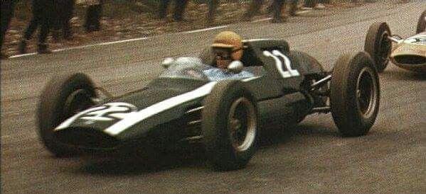 1962 USGP, Watklins Glen - Tony MAGGS - Cooper-Climax T60 #22 - Cooper Car Co - 7th ( Ph: b.f1-facts.com)