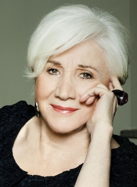 What do ya want to talk about!?  (Olympia Dukakis)