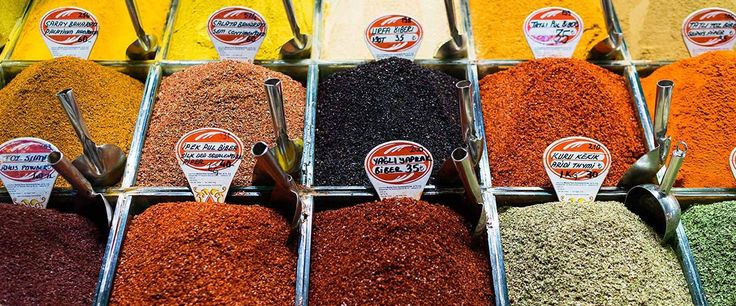 Food Issues: Spices Of Turkey | [ Travelspective ]