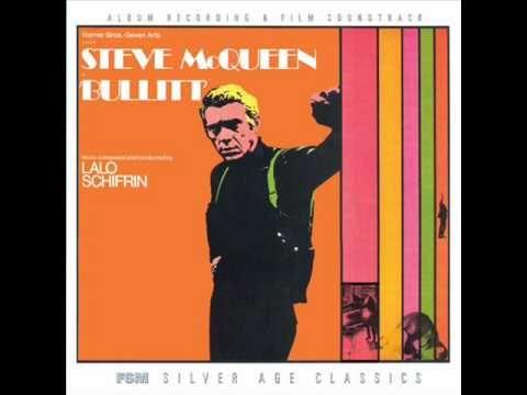 ▶ Bullitt Soundtrack Suite (Lalo Schifrin) - YouTube