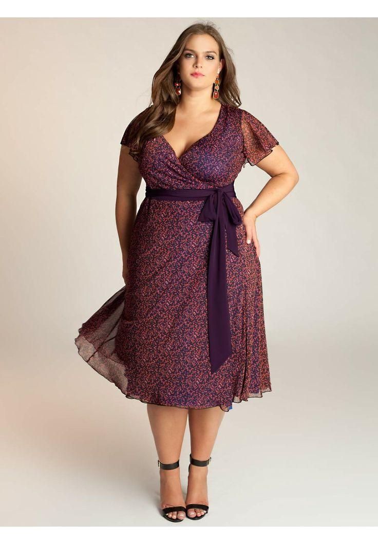 Elisha Dress   Plus Size Casual Dresses   OneStopPlus