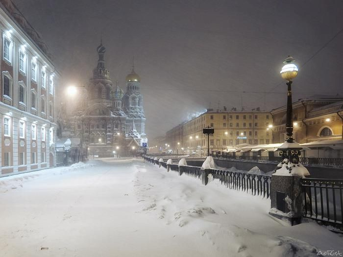 Санкт-Петербург, Россия / Russia