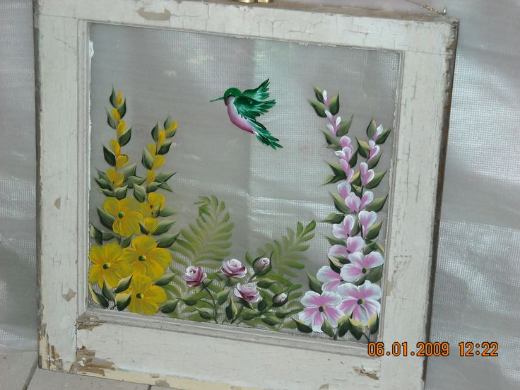 old window crafts | ... Technique - Submit an Entry: Your Favorite Arts and Crafts Products