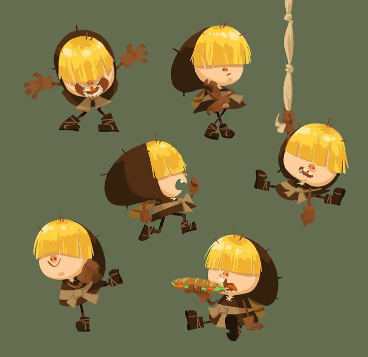 Méryl: Tiny Tiny Thief