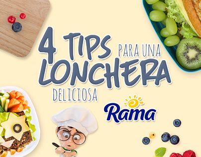 "Check out new work on my @Behance portfolio: ""4 TIPS PARA UNA LONCHERA DELICIOSA RAMA"" http://be.net/gallery/54907115/4-TIPS-PARA-UNA-LONCHERA-DELICIOSA-RAMA"