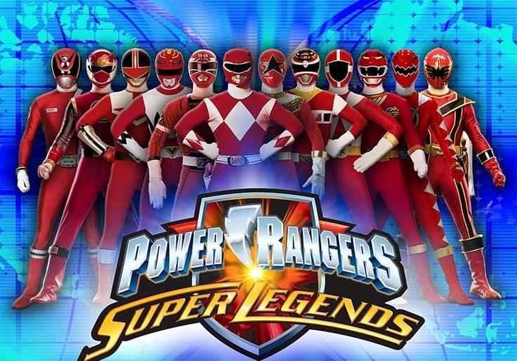 Power Ranger Super Legends