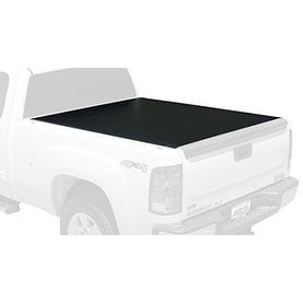 Tonno Pro LR-1080 Lo-Roll Black Roll-Up Truck Tonneau Cover