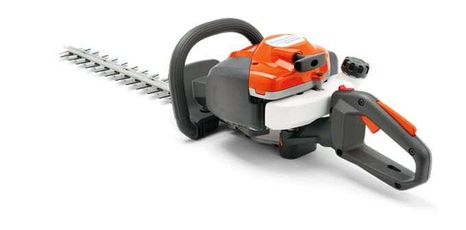 Husqvarna 122HD45 is a low noise and light weight hedge trimmer for domestic use with easy to use functions such as Smart Start®.