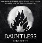 "I got ""Dauntless""!"