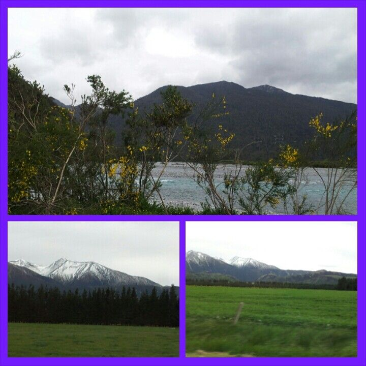 Mtns in NZ south island