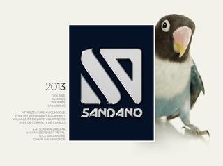 Catalogo #Sandano 2013 vai e sfoglia qui: http://issuu.com/29.7/docs/sandano2013 Produzione di #voliere #gabbie #uccelliere: Sandano2013