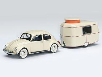 Schuco 1:43 VW Beetle Diecast Model Car 03866