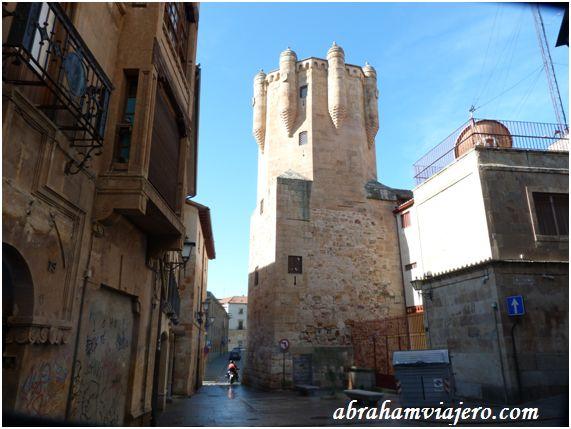 Torre del Clavero, Salamanca