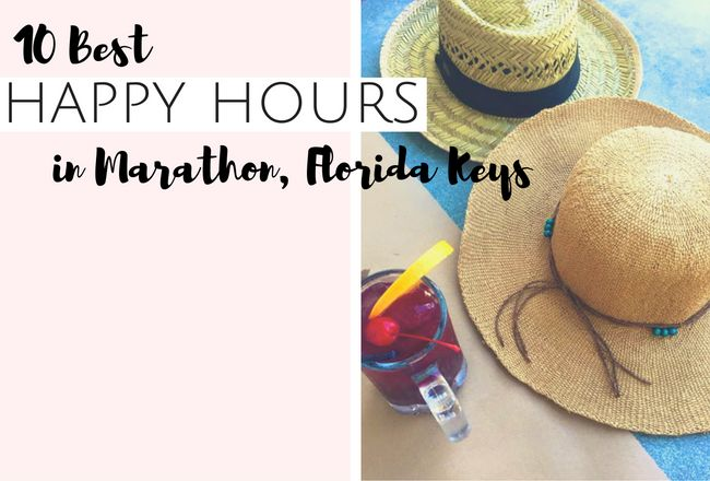 Happy hours are the holy grail of eating and drinking for less in luxury destinations. These are our pick of the best happy hours in Marathon, Florida Keys