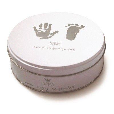 """Boite empreintes souvenir bébé """"Bambam"""" 13,50€"""