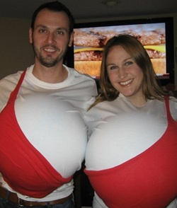 11 Funny Couples Costumes [Pictures] - Couples Costume Ideas WE NEED TO