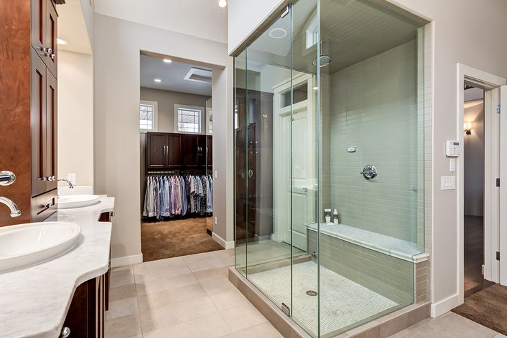 Custom Full Height 10mm Glass Shower Door