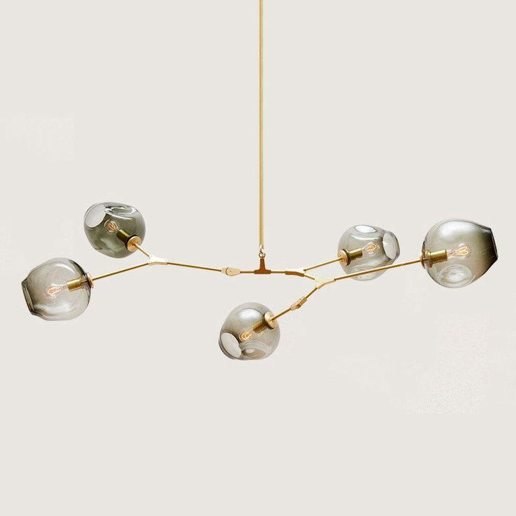 Carmen Bubble Contemporary Ceiling Pendant Light for a little ceiling glam? www.tudoandco.com