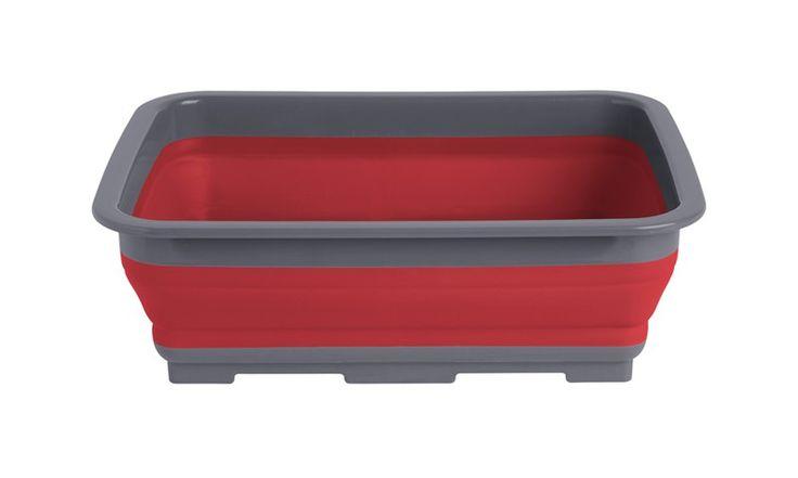 Δοχείο νερού Outwell Kollaps Κόκκινο | www.lightgear.gr