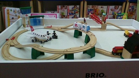 Brio Railway Promotion.  ECA LISTING BY Made In The UK, Bexhill On Sea, United Kingdom