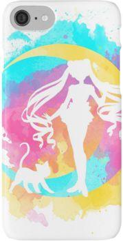 Happy Guardian Sailor Moon iPhone 7 Cases