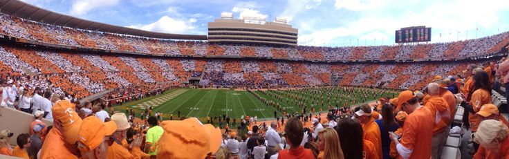 Tennessee vs Florida 2014