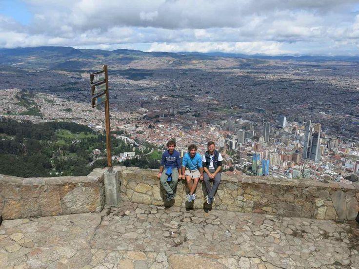 Bogota Backpacker. Ultimo giorno a Bogota, andiamo in cima al Cerro di Monserrate, al museo dell'oro e per finire un ultimo pranzo come ciliegina.