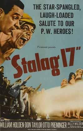 """""""Stalag 17"""",1953: Movie Posters, Stalag 17, War Movie, Best Movie, Excel Movie, Good Movie, Movie To Watches, 17 Movie, Favorite Movie"""