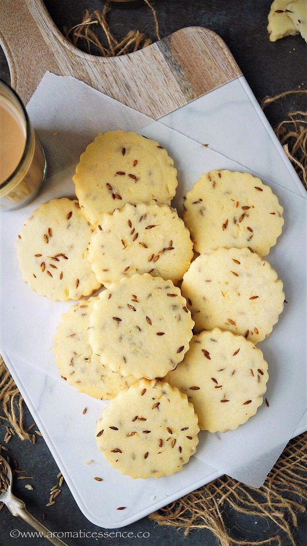 Jeera Biscuits Jeera Biscuit Recipe Indian Cumin
