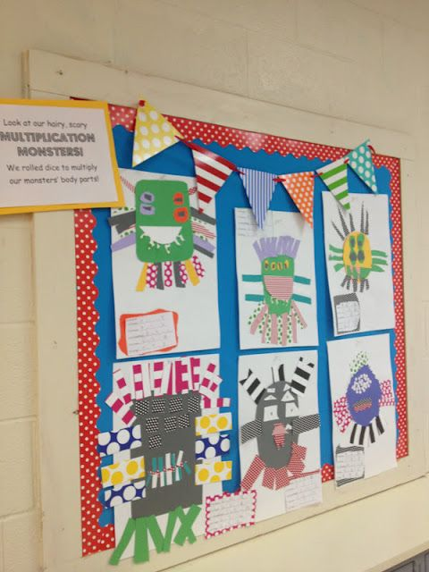 Multiplication Monsters