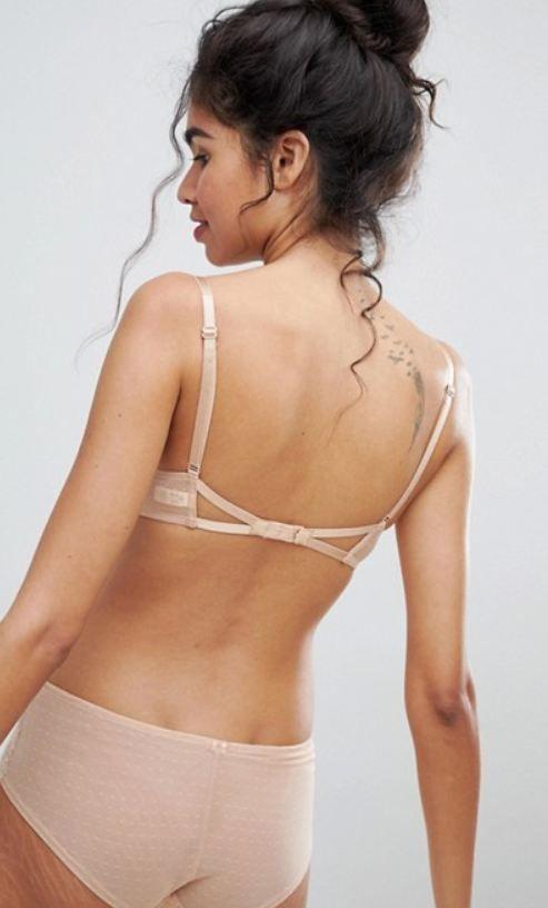 Gossard lacey bra