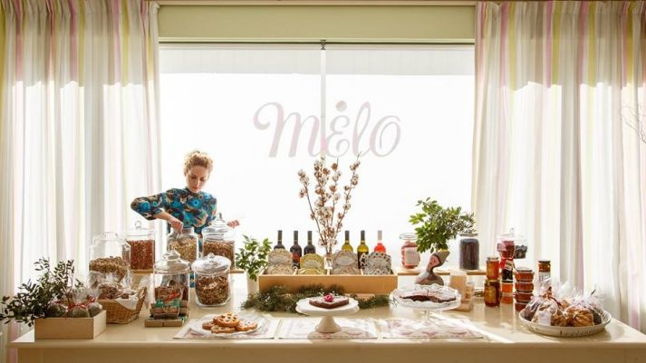 ''Melo little bakery'' shop by Maria Kalitsi | Living Postcards - The new face of Greece