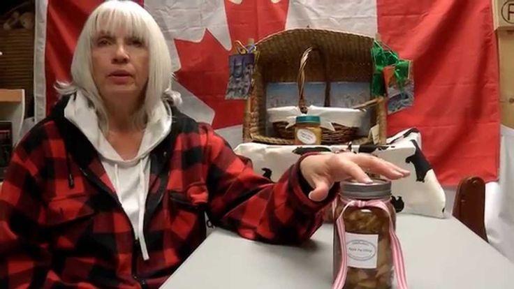JamBusters Video #6 - Apple Pie Filling In A Jar