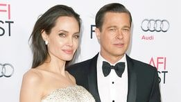"Brad Pitt says that he and wife Angelina Jolie were ""aiming for a dozen kids"" — see what else he said about fatherhood!"