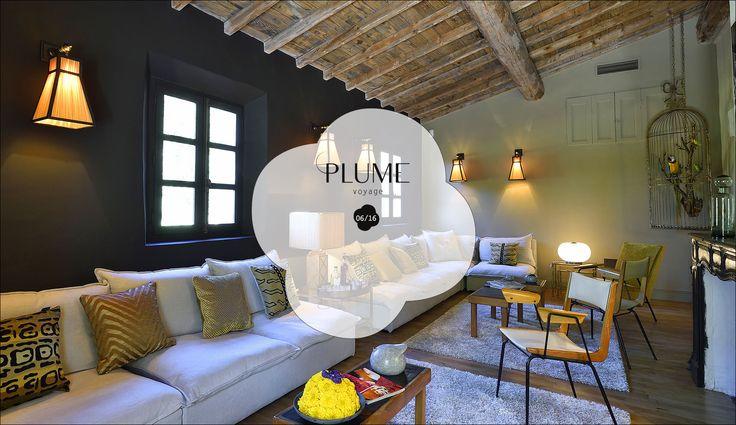 Page d'accueil: Juin 2016 - Hameau des Baux, un authentique boutique-hôtel / Home page: June 2016 - Hameau des Baux, an authentic boutic hotel @plumevoyage DR. www.plumevoyage.fr  #plumevoyage #boutiquehotel #hameaudesbaux