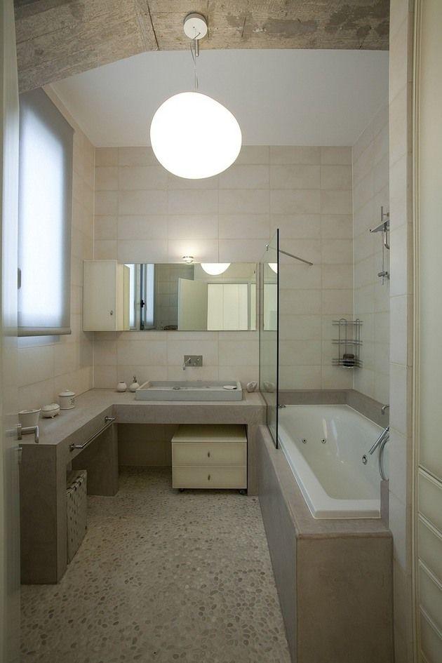 concrete betoni bathroom - Google-haku