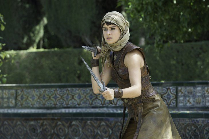 Pin for Later: Game of Thrones Season 5 Is Back! Check Out All the New Pics  Rosabell Laurenti Sellers joins the cast as Tyene Sand.