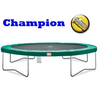 Beautiful BERG Toys Champion ft Trampoline Wooden Play Centres Plastic Play Centres
