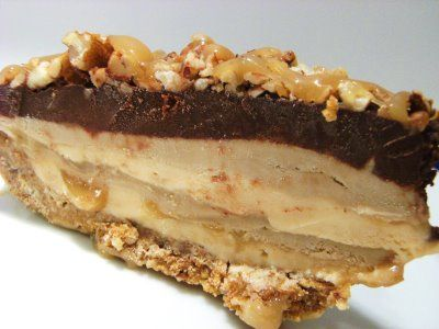 turtle ice cream pie recipe cooking com recipes mile high turtle ice ...