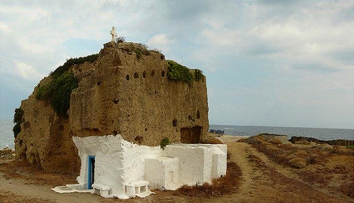 Skyros island - church    -Σκύρος - εκκλησία