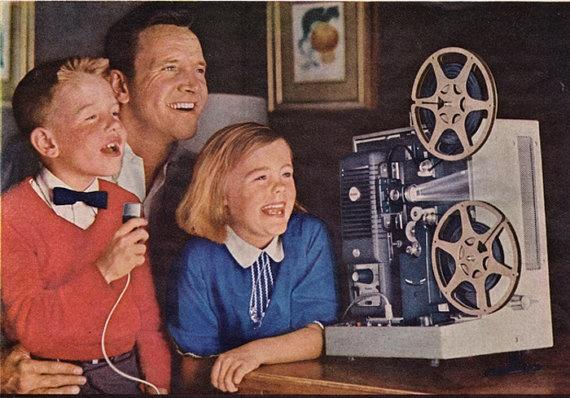 Vintage Home Movie 104