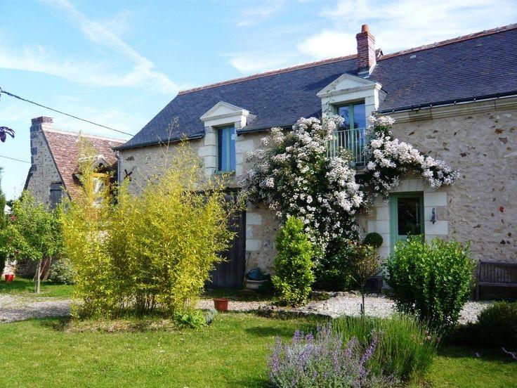 Winemaker house in the castles region... - HomeAway Azay-le-Rideau