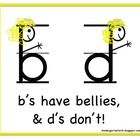 B vs d - genius!