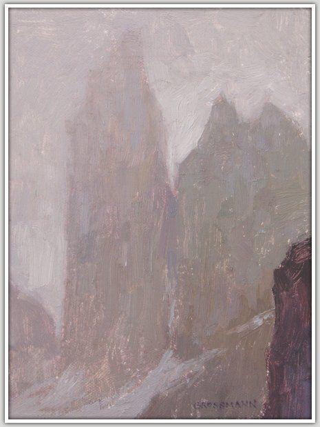 david grossman - Cold Morning, Torres del Paine