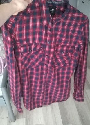 Kup mój przedmiot na #vintedpl http://www.vinted.pl/damska-odziez/koszule/12372428-koszula-krata-reserved