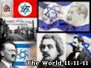The Rothschilds, Hitler, Holocaust, Israel & Zionist World Government - 9 December 2013 - The World 11-11-11